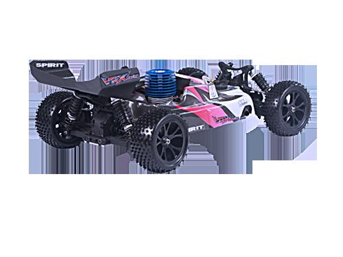 Vrx Racing Durable Rc Cars 1 10 Scale Rh1017 Spirit N2 Nitro Buggy
