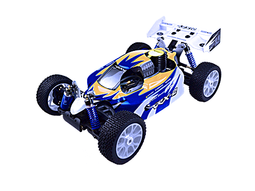 Vrx Racing 1 8 Scale Vrx 2 Upgrade Rc Buggy