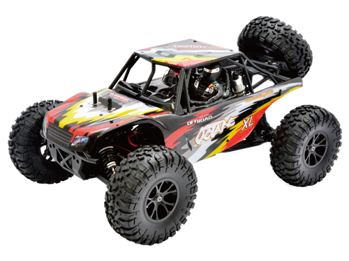Vrx Racing Durable Rc Car 1 10 Scale 4wd Brushed Octane Sand Buggy