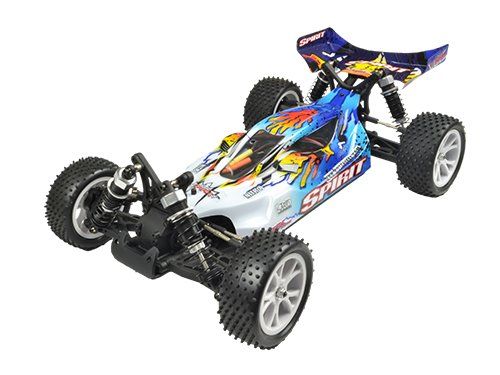 Vrx Racing 1 10 Scale Brushless Buggy